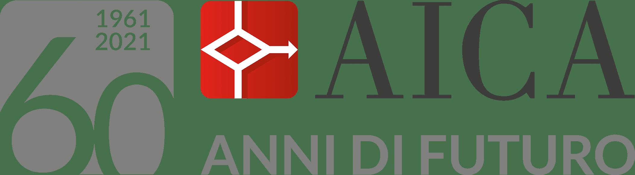 Logo_AICA-60ANNIDIFUTURO_Color